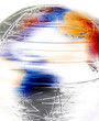 spinning sphere