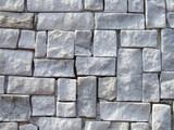 stone square tiles poster