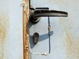 generic door handle poster