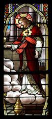 vitraux con jesus
