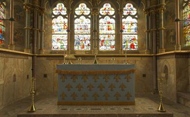 st marys altar