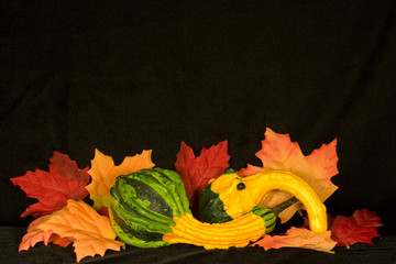 autumn centerpiece iii