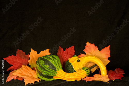autumn centerpiece iii