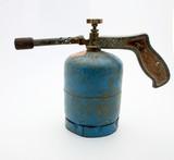 plumbing torch poster