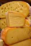 chunks of cheese poster