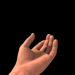 main prendre