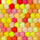 soft candy patten poster