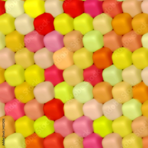 soft candy patten