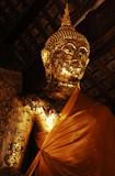 thailand, lampang: wat prathat lampang luang temple poster