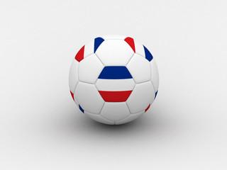 serbia & montenegro soccer ball