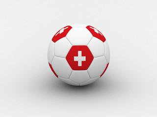 switzerland soccer ball