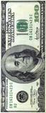 hundred dollars poster