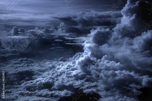 blue clouds - 635442