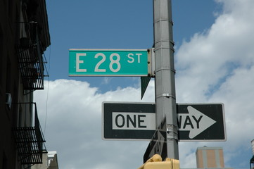 street signs in ny