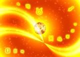 sunny  zodiac poster