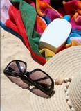 sun protection poster