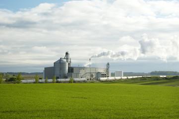 ethanol plant 2
