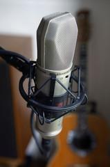 micro de studio professionnel