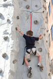 rock climbing 1 poster