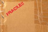 fragile box poster