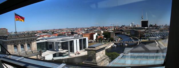 panorama berlin mitte
