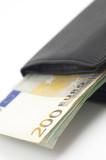 money in wallet poster