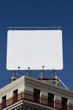 corner billboard poster