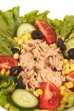 tuna salads poster