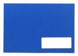 blue envelope poster