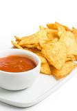tortilla chips poster