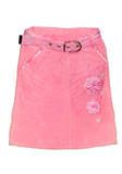 pink children girl skirt isolated poster