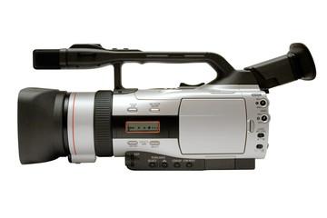 digita video camera w/ path (side view)