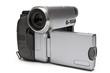 digital camcorder (front-side view)