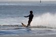 waterski wake