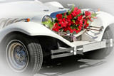 wedding limousine poster
