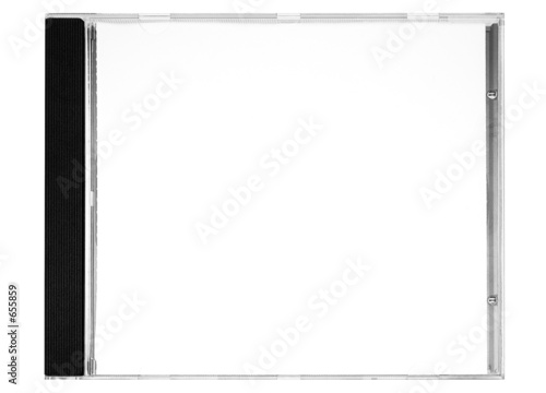 disc labeling – blank disc cover w/ path (front) - 655859