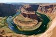 horseshoe bent on colorado river