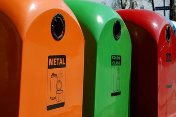 waste disposal containers