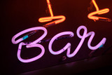 old neon sign