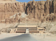 temple of queen hatshepsut, in the valley of the k