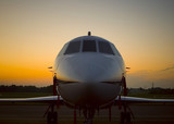 corporate jet  3 poster