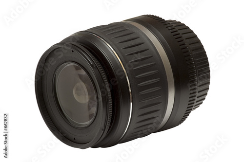 18-55mm zoom lens w/ path
