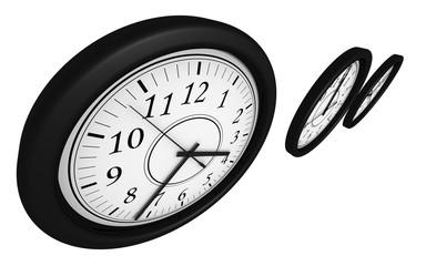 isolated clocks 03