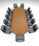 conference table poster