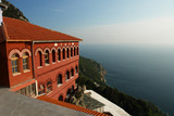 holy mount athos poster