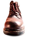 walking boot poster