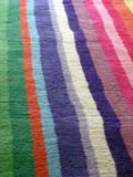rainbow rug poster