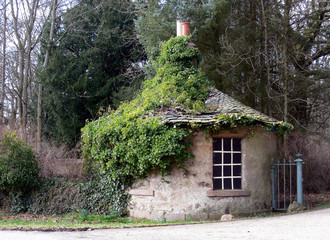 old gatehouse