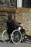 elderly difficulties poster