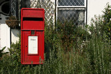 rural post box poster